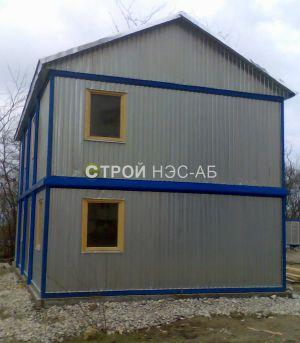 Варианты городков для рабочих и ИТР - Строй-НЭСАБ - №26