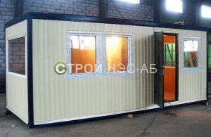 Варианты внешней отделки - Строй-НЭСАБ - №13