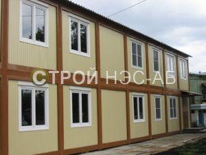 Варианты городков для рабочих и ИТР - Строй-НЭСАБ - №41
