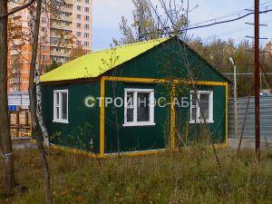 Дом из металлических бытовок - Строй-НЭСАБ - №10