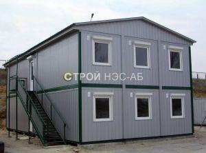 Варианты городков для рабочих и ИТР - Строй-НЭСАБ - №2