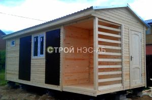 Работы 2014 года - Строй-НЭСАБ - №1