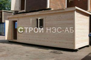Бытовка дачная - Строй-НЭСАБ - №14