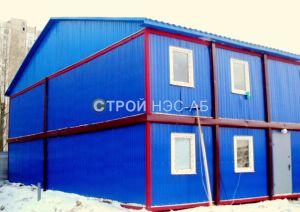 Варианты городков для рабочих и ИТР - Строй-НЭСАБ - №5