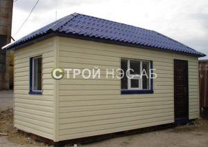 Дом из металлических бытовок - Строй-НЭСАБ - №21