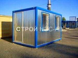Блок-контейнер - Строй-НЭСАБ - №10