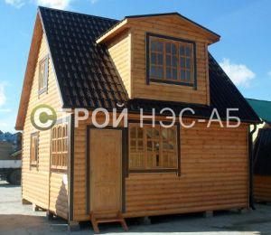 Индивидуальные проекты - Строй-НЭСАБ - №19