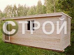 Бытовка дачная - Строй-НЭСАБ - №58