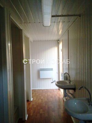 Санитарные блоки - Строй-НЭСАБ - №22