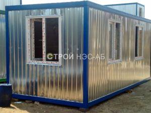 Блок-контейнер - Строй-НЭСАБ - №20