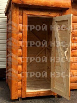 Дом на базе метал бытовки - Строй-НЭСАБ - №22