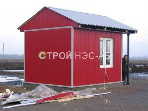 Дом из металлических бытовок - Строй-НЭСАБ - №16