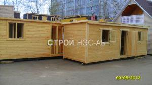 Бытовка дачная - Строй-НЭСАБ - №55