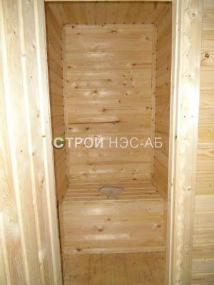 Хозблок с сан кабиной и душем - Строй-НЭСАБ - №2