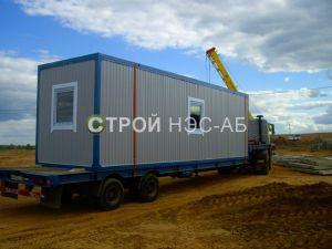 Блок-контейнер - Строй-НЭСАБ - №14