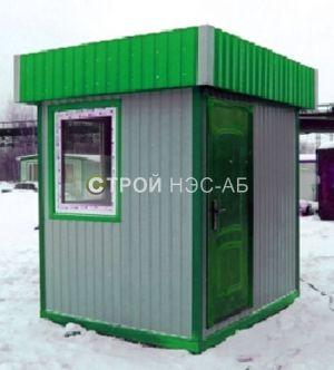 Посты-охраны - Строй-НЭСАБ - №4