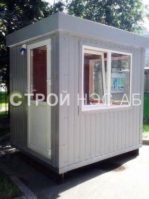 Посты-охраны - Строй-НЭСАБ - №6