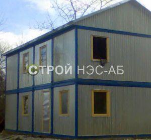 Варианты городков для рабочих и ИТР - Строй-НЭСАБ - №23