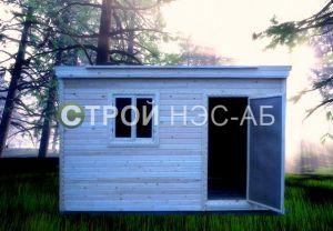 Бытовка эконом вариант - Строй-НЭСАБ - №8