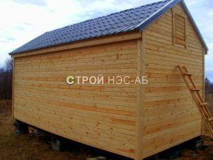 Дом на базе бытовки - Строй-НЭСАБ - №2