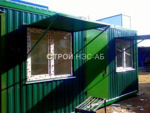 Варианты внешней отделки - Строй-НЭСАБ - №26