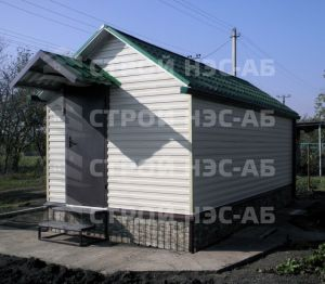 Дом из металл бытовки - Строй-НЭСАБ - №2