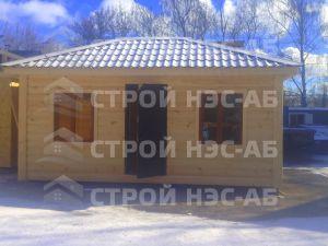 Дом на базе метал бытовки - Строй-НЭСАБ - №21