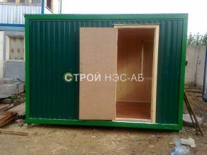 Посты-охраны - Строй-НЭСАБ - №22