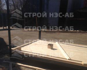 Дом на базе метал бытовки - Строй-НЭСАБ - №24