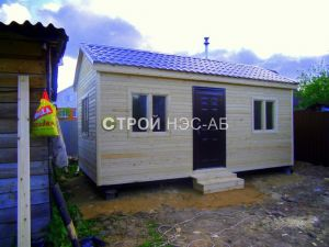Дом на базе бытовки - Строй-НЭСАБ - №3