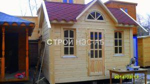 Мини домики - Строй-НЭСАБ - №13