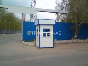Посты-охраны - Строй-НЭСАБ - №14