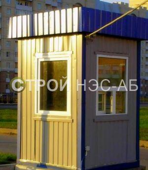 Посты-охраны - Строй-НЭСАБ - №12
