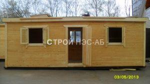 Бытовка дачная - Строй-НЭСАБ - №54