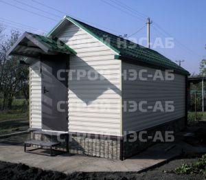 Дом из металл бытовки - Строй-НЭСАБ - №4