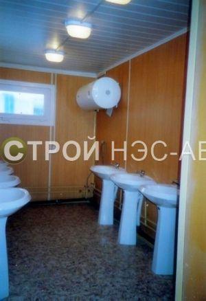 Санитарные блоки - Строй-НЭСАБ - №18