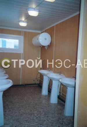 Санитарные блоки - Строй-НЭСАБ - №23