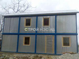 Варианты городков для рабочих и ИТР - Строй-НЭСАБ - №25