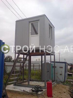Посты-охраны - Строй-НЭСАБ - №2