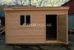 Бытовка эконом вариант - Строй-НЭСАБ - №11