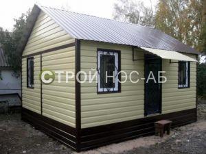 Дом из металлических бытовок - Строй-НЭСАБ - №17