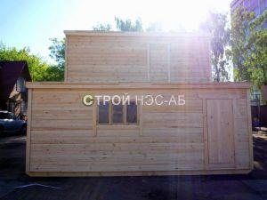 Бытовка дачная - Строй-НЭСАБ - №23