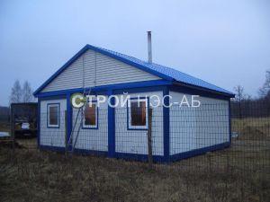 Дом из металлических бытовок - Строй-НЭСАБ - №5