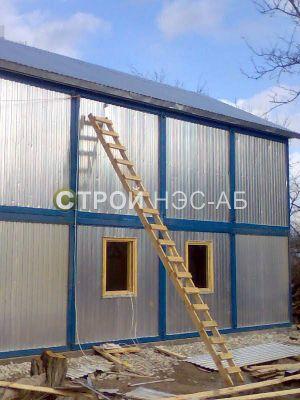 Варианты городков для рабочих и ИТР - Строй-НЭСАБ - №24