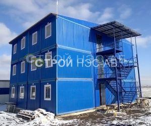Варианты городков для рабочих и ИТР - Строй-НЭСАБ - №39