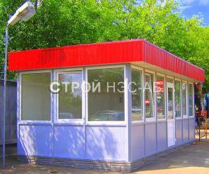 Торговые павильоны - Строй-НЭСАБ - №9