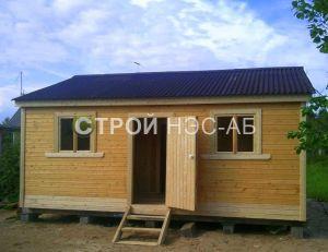 Дом на базе бытовки - Строй-НЭСАБ - №4