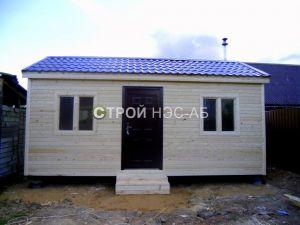 Дом на базе бытовки - Строй-НЭСАБ - №11