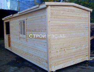 Бытовка дачная - Строй-НЭСАБ - №36