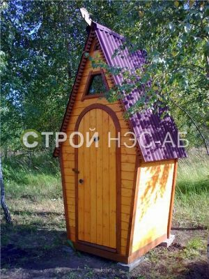 Садовый туалет - Строй-НЭСАБ - №28